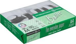 Купить <b>Бумага</b> International <b>Paper</b> Ballet Universal A4/80г/м2/500л ...