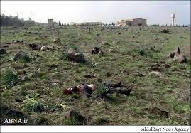 Image result for غافلگیری تکفیریها این بار در حومه درعا ارتش سوریه 100 تروریست را به هلاکت رساند