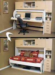 murphy bed office bed office