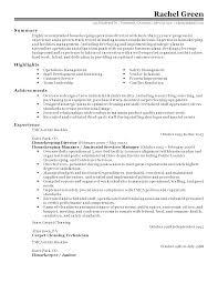 exercise science resume exercise science resume 167