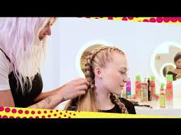 Boxer Braids Hair Tutorial | <b>Schwarzkopf got2b</b> - YouTube
