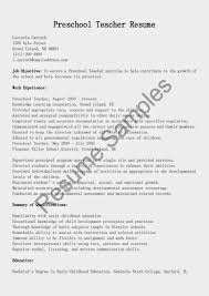 preschool director resume sample cipanewsletter child care teacher resume s teacher lewesmr