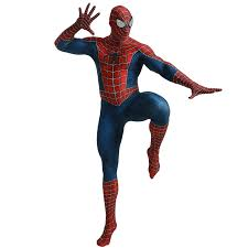 FOGIMOYA 3D Printed Raimi <b>Spider</b> man <b>Costume Halloween Party</b> ...