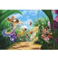 <b>Фотообои</b> бумажные Komar <b>Fairies</b> Meadow 8-466 3,68x2,54 м ...