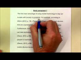 how to write a body paragraph how to write a body paragraph
