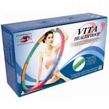 <b>Обруч</b> Тяжелый <b>хулахуп Health Hoop</b> One (3,1 кг) – купить в ...