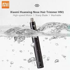 Xiaomi Mijia <b>Huanxing</b> Nose Hair Trimmer For Men <b>Mini Electric</b> ...