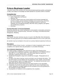 resume template  resume objective business resume cover letter    resume objective business   leadership experience
