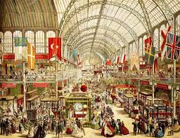 「1851, first expo in hyde park london」の画像検索結果
