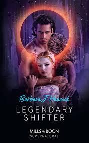 Barbara hancock j legendary <b>beast</b>