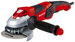 Купить болгарку (УШМ) <b>Einhell</b> TE-AG 125 CE Kit (4430865) по ...