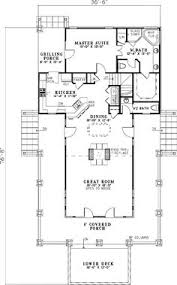 images about Grayton Beach Beach House Plans on Pinterest    Plan W ND  Vacation  Low Country  Cottage  Narrow Lot  Country House Plans