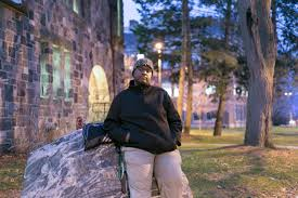 he s a college senior a 3 4 gpa and he s homeless bridge ramone williams a 26 year old senior at eastern michigan university in ypsilanti