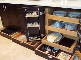 Kitchen Cabinet Garbage Drawer Kitchen Pull Out Cabinets Pictures Options Tips Ideas Hgtv
