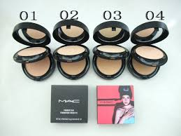 2016 new year mac powder plus foundation studio fix 4 sets previous
