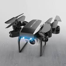 Jual H-IKEA KY606D <b>Folding Aerial Drone</b> Altitude Hold FPV RC ...