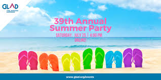 2020 <b>Summer Party</b> | GLAD