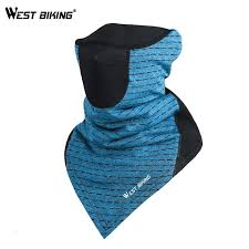 Face <b>Mask Windproof</b> Fleece Running Sport Neck Scarf Breathable ...
