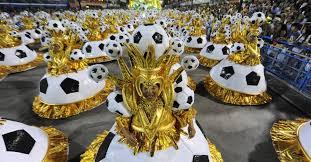 Image result for carnaval e futebol