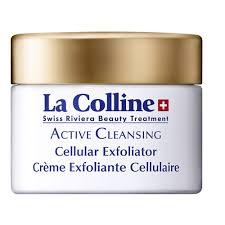 <b>La Colline Отшелушивающий крем</b> с клеточным комплексом ...