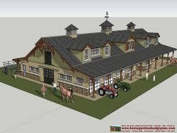 home garden plans  HB   Horse Barn Plans   Horse Barn DesignHB   Horse Barn Plans   Horse Barn Design