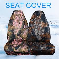 <b>Hunting Camouflage Car Seat</b> Cover Front Rear Seat Auto Seat ...