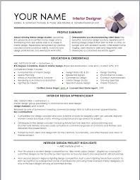 resume template  artistic resume template free resume template        resume template  sample resume template with disign assistant interior design apprenticeship  artistic resume template