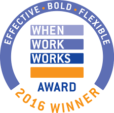 career resources when work works logo 2016 winner