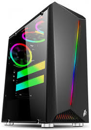 Корпус 1STPLAYER Rainbow-R3 (Color LED) Black ... - ROZETKA
