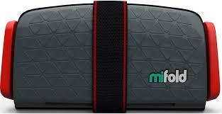Портативный бустер <b>mifold the grab</b>-and-<b>go</b> booster - <b>mifold</b>