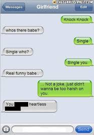 17 Hilarious Break-Ups That Happened via Texting :: FOOYOH ... via Relatably.com