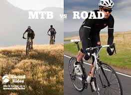 <b>Road Bike</b> VS <b>Mountain Bike</b>: 10 Reasons Why <b>Mountain Biking</b> is ...