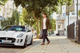 Jaguar представил мужскую <b>обувь для</b> вождения
