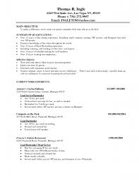 senior waitress cover letter resume example cover professional administrative