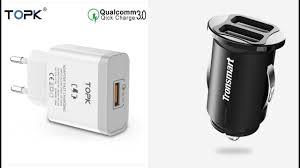 <b>Зарядное устройство USB</b> быстрой зарядки QC3.0 Авто зарядка ...
