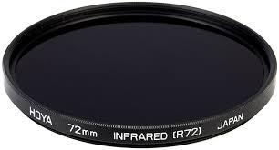 <b>Светофильтр Hoya INFRARED</b> (<b>R72</b>, RM90) 72mm купить ...