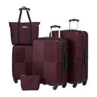 Hardside Luggage & Suitcases | Hard Shell Luggage | JCPenney