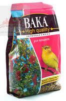 <b>Вака High</b> Quality <b>корм</b> для канареек 500г - Zoo-galereya.ru