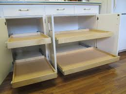 slide out kitchen pantry