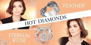 <b>Hot Diamonds</b> - описание бренда, ассортимент в интернет ...