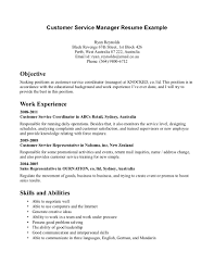 customer service experiences resume another word for volunteer gallery of resume examples for customer service position
