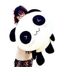 timeracing <b>Fashion Cute</b> Kawaii <b>Plush</b> Doll Toy Animal Giant Panda ...