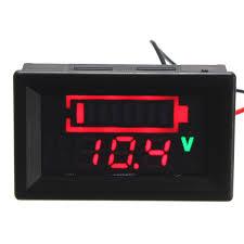 12 В автомобильный индикатор <b>уровня заряда</b> батареи <b>тестер</b> ...