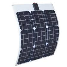 <b>Boguang 18v 40w semi-flexible</b> soalr panel Monocrystalline Silicon ...