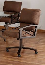 casual dining chairs with casters:  images about tempo caster chairs on pinterest amsterdam denver and side chairs