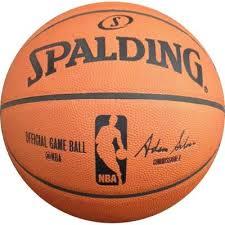 Баскетбольный <b>мяч Spalding NBA</b> (Официальный мяч лиги NBA)