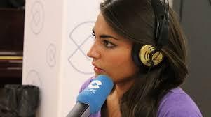 Reducir Lorena González, la nueva 'Sara Carbonero' de la TV - Lorena-Gonzalez-537x300