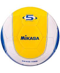 <b>Мяч футбольный Mikasa</b> SX 450-YWB №5