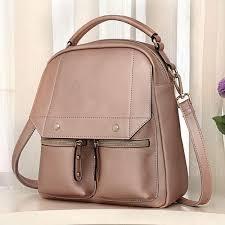 Женская сумка-<b>рюкзак</b> из натуральной кожи - Аксессуары и ...