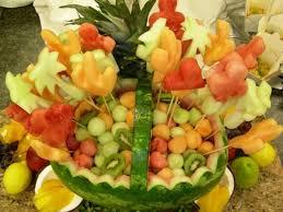Resultado de imagem para mesa de frutas pinterest